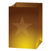 Gold Star Luminary